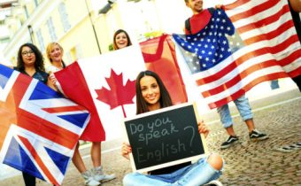 تحصیل در خارج از کشور به زبان انگلیسی